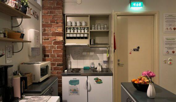 Customer kitchen 2