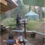 Laavu ja teltta